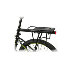 Багажник для велосипеда консольный алюминиевый