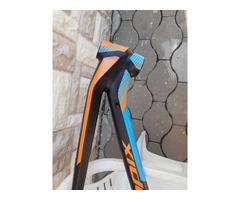 Новая рама Tropix Mig 17 27.5 размер 18