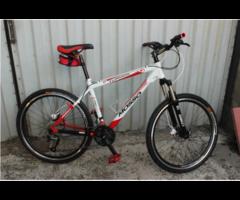Велосипед MOSSO Turmoil уникальный собранный вручную! НОВЫЙ!