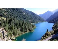 Туры на Кольсайские озера