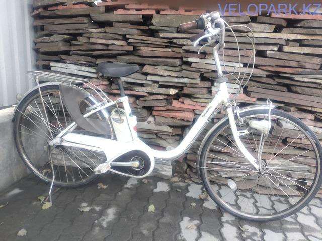 PANASONIC Японский велосипед E-BIKE - 1/1